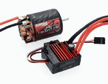 Surpass Hobby Crawler 540 Size 16T 5-Slot Brush Motor w/ BCD60A ESC