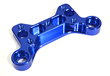 Billet Machined Alloy Front Dirt Guard Mount for Arrma 1/8 Kraton 6S BLX