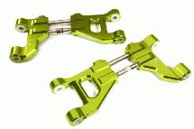 Billet Machined Upper Suspension Arms for Traxxas 1/10 Maxx Truck 4S