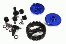 Billet Machined Diff Gears & Housings for Arrma 1/10 Granite Voltage 2WD Truck