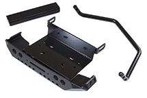 Realistic Front Alloy Bumper Set for Traxxas 1/10 TRX-6 Trail Crawler 6X6 G63