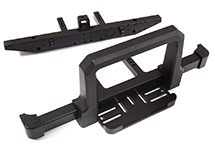 Realistic Scale Front & Rear Bumper for Traxxas TRX-4 Rock Crawler