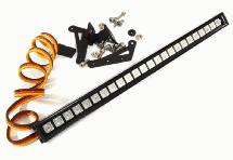 Roof Top Multicolor LED Light Bar Kit Multimode by Receiver Ch. W=155m