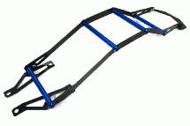 Alloy Metal Roll Cage Body Kit for Traxxas 1/10 Maxx Truck 4S