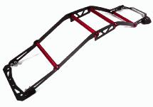 Alloy Metal Roll Cage Body Kit for Traxxas 1/10 E-Revo 2.0