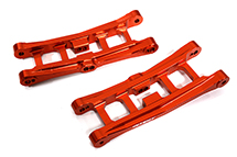 Billet Machined Front Suspension Arms for Team Associated DR10 Drag Race Car RTR