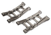 Billet Machined Alloy Rear Suspension Arms for Associated DR10 Drag Race Car RTR