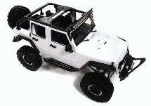 Realistic 1/10 Custom Scale Off-Road Crawler JW10-C 2.4GHz Radio Control RTR