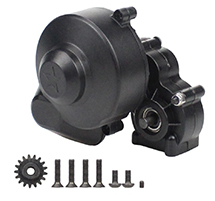 Replacement Main Gearbox w/ Gears for Axial 1/10 SCX-10 Honcho, Jeep & Dingo