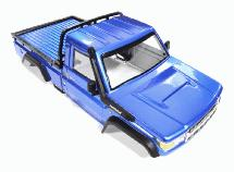 Realistic Polycarbonate Scale Body Kit for 1/10 Truck Off-Road Crawler 313mm WB