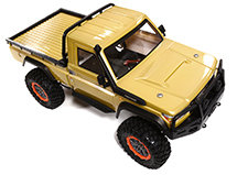 Realistic 1/10 Scale Off-Road Crawler LC10 Pro Edition 2.4GHz Radio Control RTR