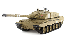 1/16 Scale British Challenger 2 Tank 2.4GHz Remote Control Model HL3908-1Upg 6.0