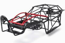 Realistic Steel Roll Cage Body for Axial 1/10 Capra 1.9 Unlimited Trail Buggy