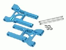 3Racing Aluminum Front Suspension Arms For Tamiya DF03RA