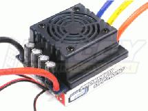 V2 SPECS Brushless ESC 135A Sensorless for E-Maxx, E-Revo & 1/8 Off-Road Vehicle