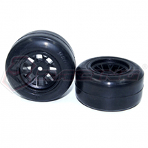 Front Wheel & RIDE Tyre Set For FGX EVO (2pcs)