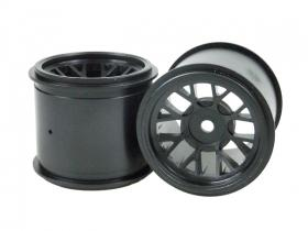 Rear Wheel Set For Rubber For 3racing Sakura FGX