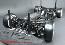 3Racing Sakura Advance 21 6_4 1/10 Touring Car Chassis (Midship)