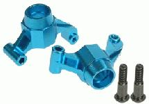 3Racing Rear Aluminum Hub Carrier (0 Degree) For Tamiya M03M