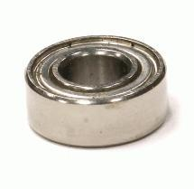 Ball Bearing 6 x 13 Unflanged (1) each