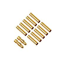 Muchmore Racing Euro Connector (Super Small) Male 2pcs & Female 10pcs