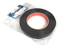 Muchmore Racing Color Strapping Tape (Black) 50m x 17mm