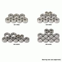 Muchmore Racing Mini-z Racing Bearing Set (for AWD)