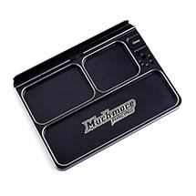 Muchmore Racing Luxury Aluminum Part Tray 3 Black
