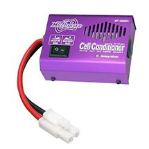 Muchmore Racing Cell Conditioner Purple (7.2V Pack / NiMH, NiCD)