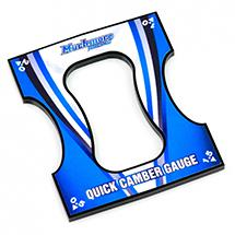Muchmore Racing  Quick Camber Gauge<0.5-2.0 Angle 0.5step> for 1/10 Touring & F1
