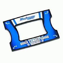Muchmore Racing  Quick Camber Gauge <0.5 to 2.0 Angle 0.5step> for 1/12 Pancar