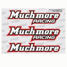 Muchmore Racing Muchmore Racing Big Decal