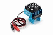 Muchmore Racing CTX-T Thermoelectric Motor Cooler Blue