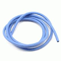 Muchmore Racing 14 AWG Silver Wire - Blue 90cm