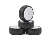 Muchmore Racing Rush 40X Pre-glued Tire 40deg (4Tires with wheel and inserts)