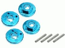 3Racing Aluminium Wheel Adaptor For Mini LST