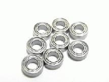 3Racing Ball Bearing Upgrade For Mini-T