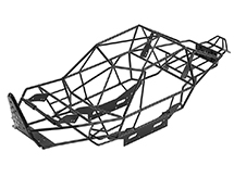 Realistic Steel Roll Cage Body for Axial 1/10 RR10 Bomber 4WD