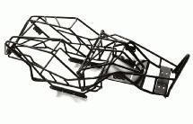 Realistic Steel Roll Cage Body for Axial 1/10 Wraith 2.2 All Terrain Rock Racer