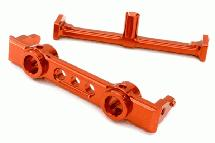 40mm Type Front Bumper Mount & Chassis Brace for SCX-10 Honcho, Jeep & Dingo