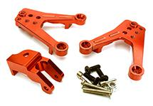 CNC Machined Alloy Front Shock Tower for Axial 1/10 SCX10 II