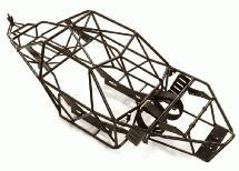 Realistic Steel Roll Cage T1 for Axial 1/10 Scale RR10 Bomber