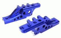 CNC Machined Alloy Front & Rear Offset Link Mount for Axial RR10 Bomber 4WD