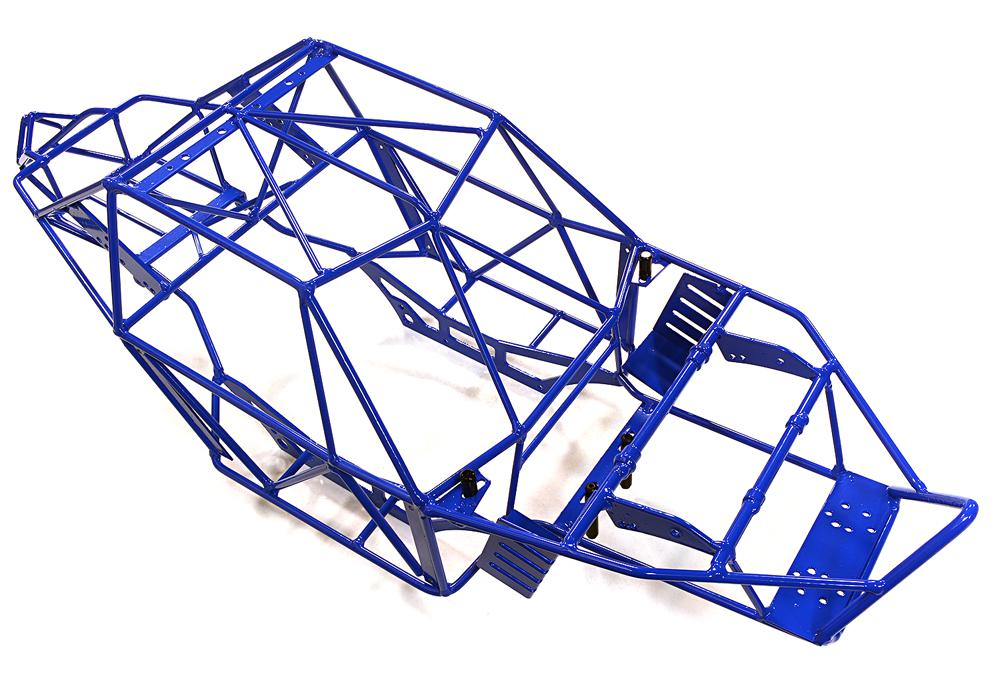 Steel Tube Frame Roll Cage for Axial RR10 Bomber 4WD