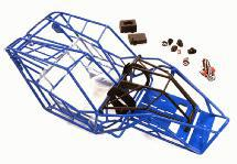 Realistic Scale 2.2 Roll Cage for 1/10 Axial Wraith 2.2 All Terrain Rock Racer