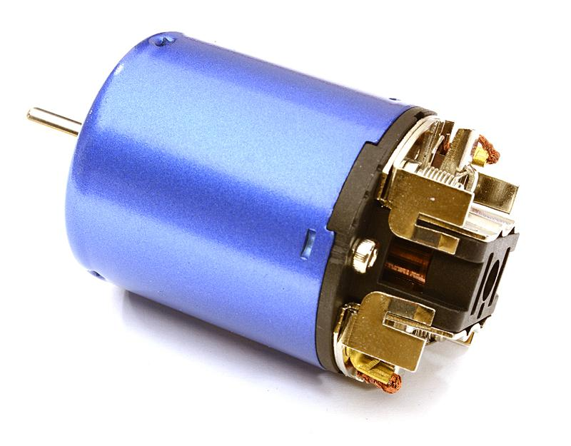 High Torque 7.2V-to-12V DC Electric Motor 45T for Scale Rock Crawler