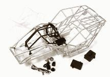Realistic Scale Steel Roll Cage for 1/10 Axial Wraith All Terrain Rock Racer