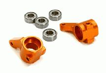Alloy Machined Front Knuckles for Traxxas Bandit, Rustler2WD, Stampede2WD, Slash2WD