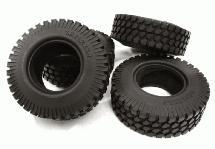 1.9 Size Rock Crawler Tire (4) Set for 1/10 Scale D90, TF2 & SCX-10
