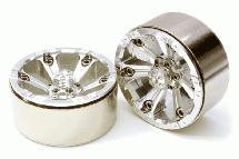 High Mass Beadlock Aluminum 1.9 Wheels Spoke-6 Type A for 1/10 Scale Crawler